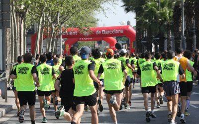 El Periódico de Catalunya i Sport (Grupo Zeta), SevenMila i l'Agrupació Atlètica de Catalunya uneixen forces per organitzar la Cursa Bombers de Barcelona