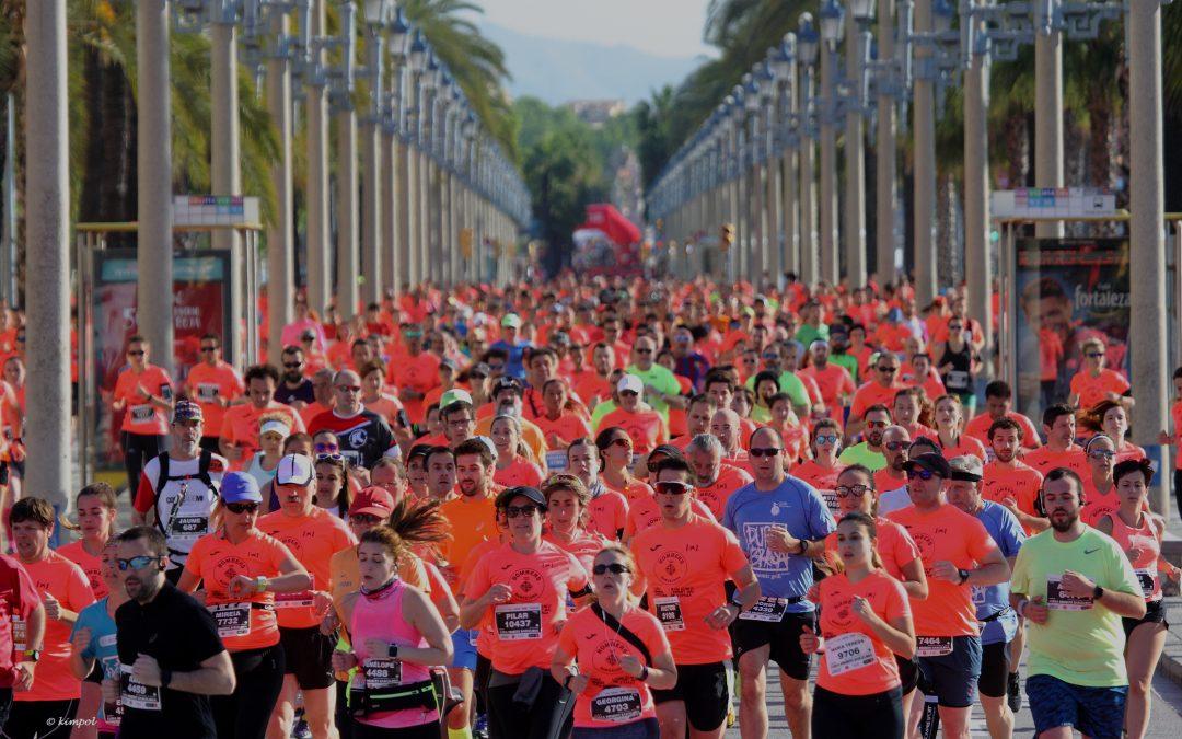 La Cursa Bombers de Barcelona celebra el seu 20è aniversari