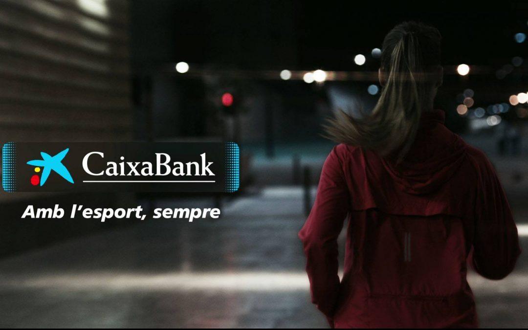 CaixaBank s'uneix a la Cursa Bombers de Barcelona