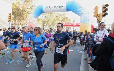 CaixaBank sigue apostando por la Cursa Bombers