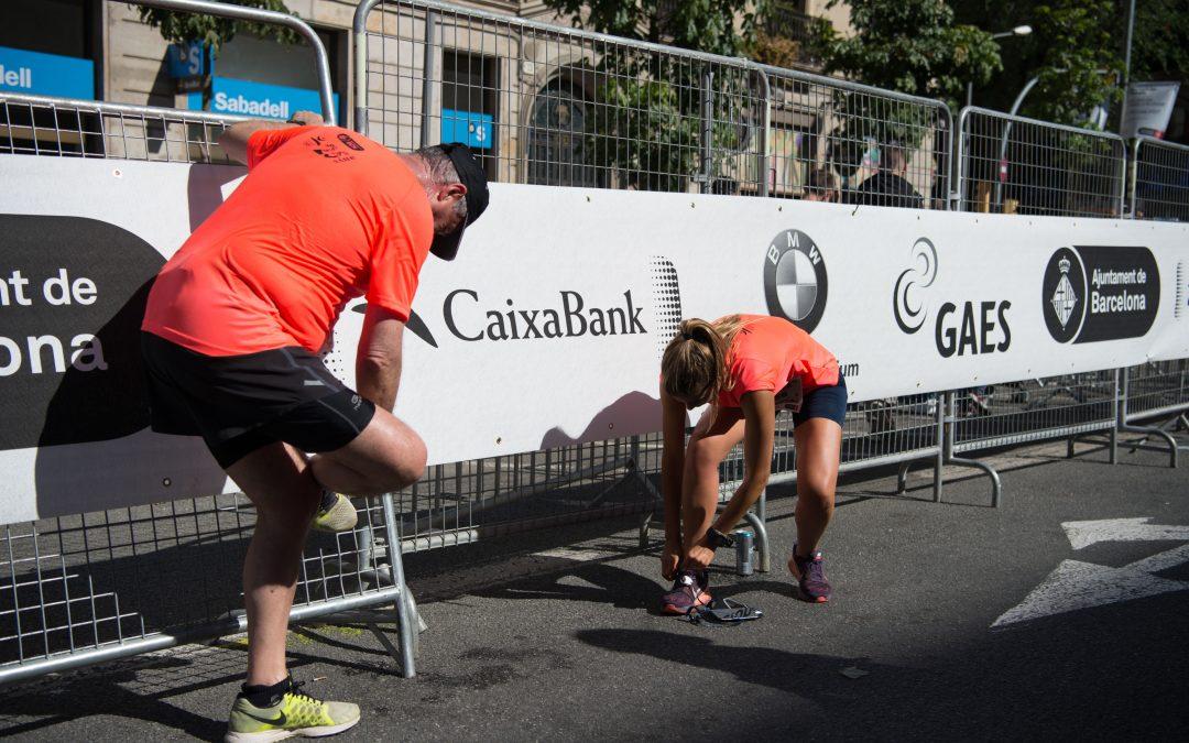 La runnerINN Cursa Bombers de Barcelona 2018 más solidaria