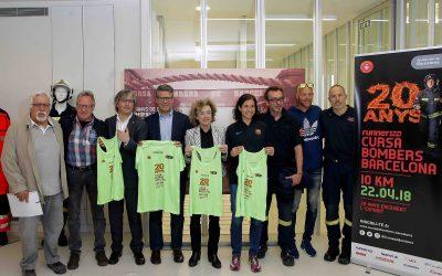 La runnerINN Cursa Bombers de Barcelona 2018 a punt per celebrar 20 anys