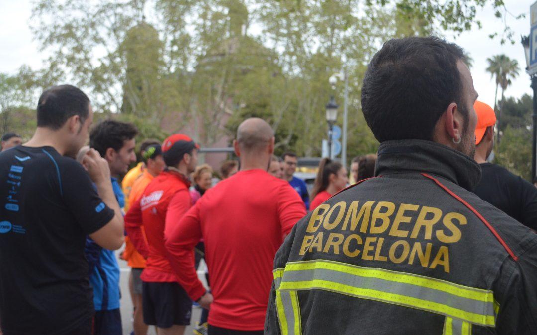 PREPARA'T PER LA CURSA BOMBERS AMB EL NOSTRE PLA D'ENTRENAMENTS ONLINE