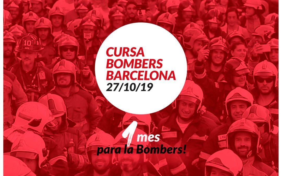 Los Bomberos de Barcelona volverán a ser los protagonistas