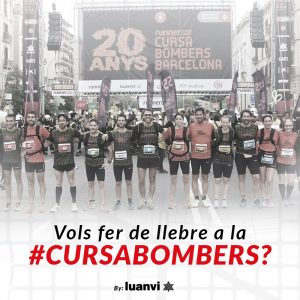 Vols ser llebre de la #cursabombers