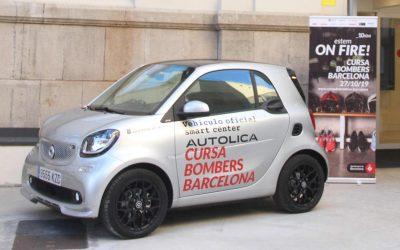 SMART Autolica, de nuevo, con la Cursa Bombers