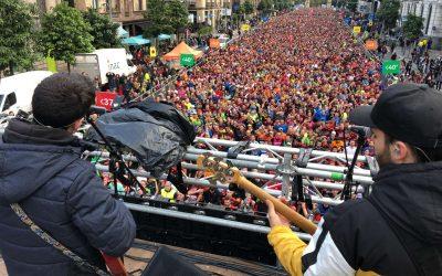 Cursa Bombers 2019: la fiesta del running con más ritmo