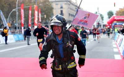 La Cursa Bombers recauda más de 33.000€ para fines solidarios