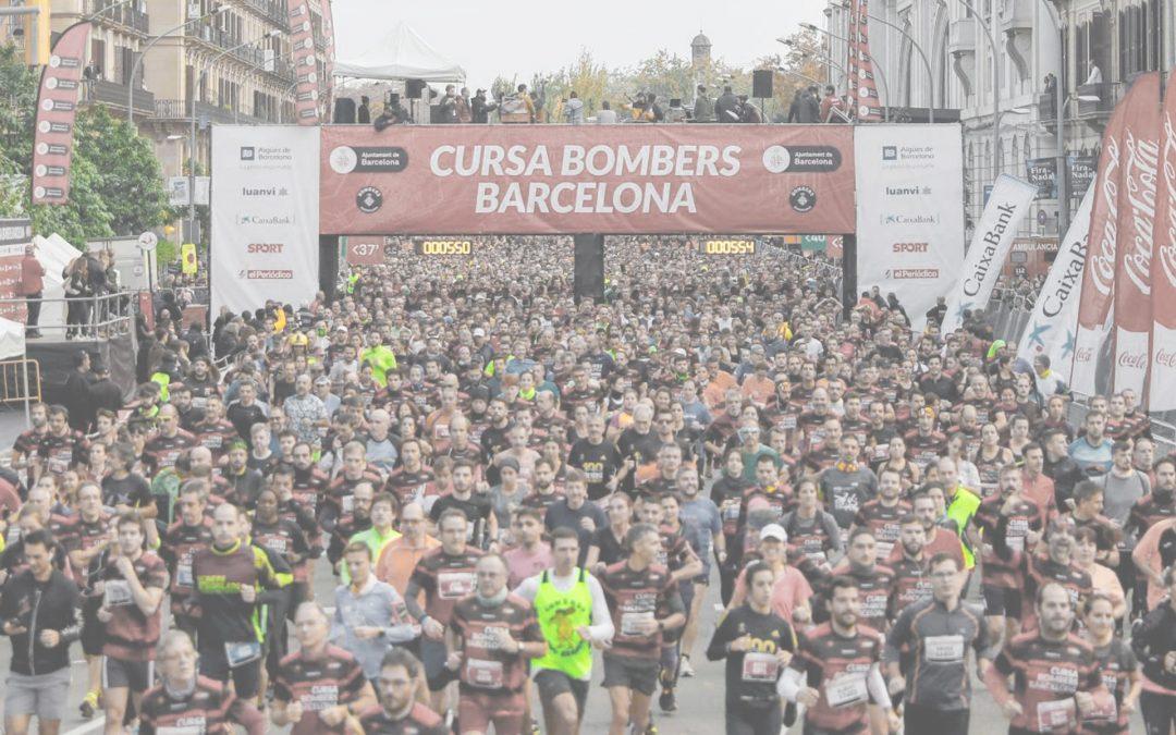 La Cursa Bombers de Barcelona vuelve el 26/4/2020