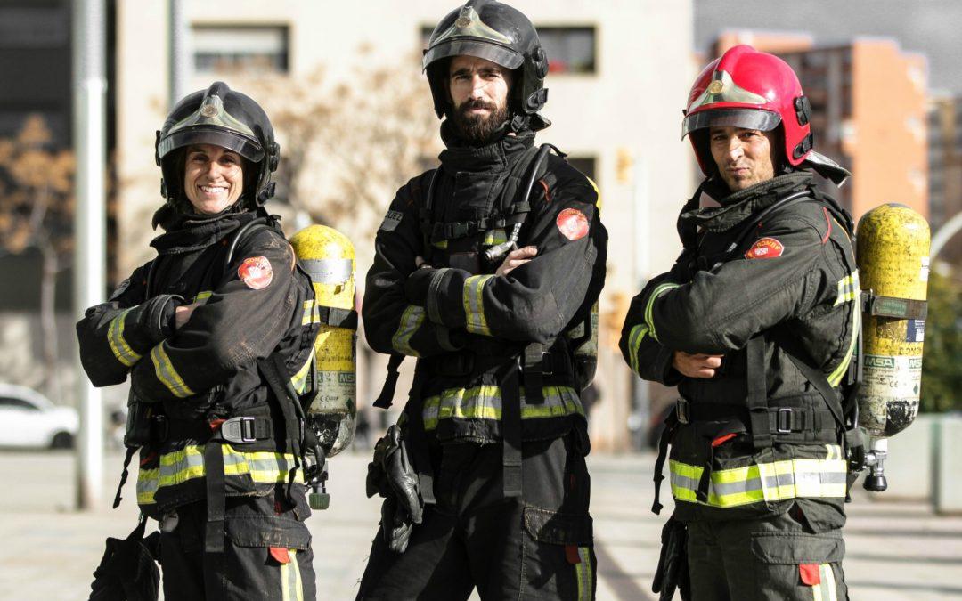 Ja tenim els bombers en marxa! I tu, a què esperes per apuntar-te a la Bombers del 26 d'abril?