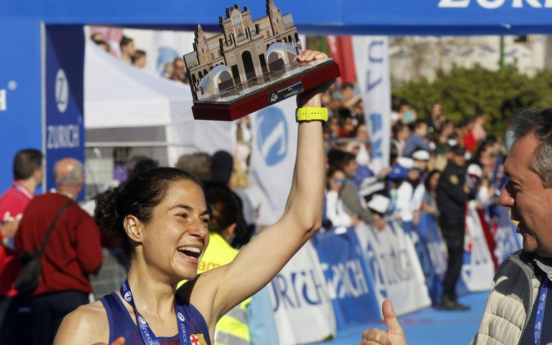 Marta Galimany es classifica per la marató olímpica de Tokio 2020