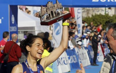 Marta Galimany se clasifica para el maratón de Tokio 2020